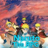 NARUTO THE RPG
