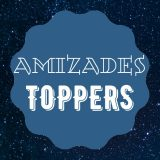 AMIZADES TOPPERS 🤩