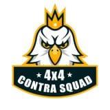 4×4 CONTRA SQUAD – CAMP 🔥