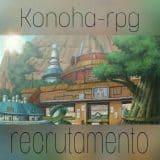 Recrutamento de Konoha