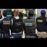 Carreiras polícias 2020