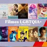 Filmes LGBTQIA+🏳️🌈
