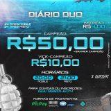Diário Duo PRÉ – INSCRITO