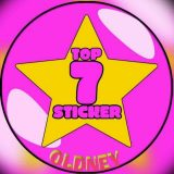 TOP-7 STICKERS