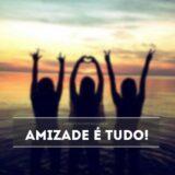 🌈🖤✨ AMIZADE COLORIDA✨🖤🌈