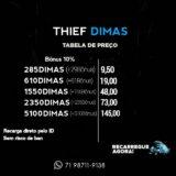 THIEF DIMAS 💎