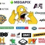 Canais de tv por internet