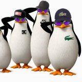 Os pingüins de Osasco
