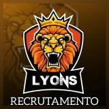 RECRUTAMENTO – LYONS 🔥🙅🏻♂️