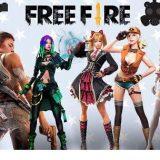 Grupo para eventos do Free Fire