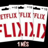 Netflix 10 Reais