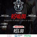 WG CUP – DIÁRIO