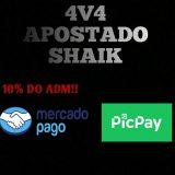 4v4 Apostado Shaik ✅