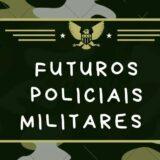 Futuros policiais militares 👩✈️👨✈️
