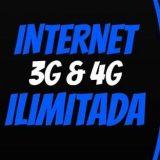 Internet ilimitada R$20✅😎
