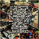 X1 DE MOTOS TUNADAS !