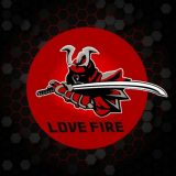 LINE LOVE FIRE