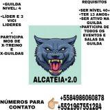 RECRUTAMENTO ALCATEIA•2.0