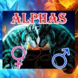 Homens e Mulheres Alpha