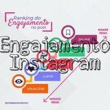 Engajamento Instagram 🌈