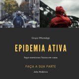 Epidemia Ativa🤳🏻