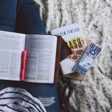 Livros e estudos (na quarenta)📚📖📝