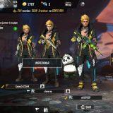Jogadores do free fire 🤣