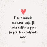 Amor jovem🥰😍