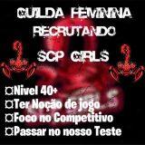 🔰RECRUTAMENTO SCP GIRL🔰