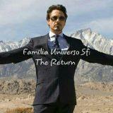 Família Universo Sf: 2