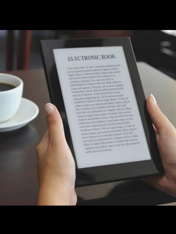 Livros em PDF e Epub.