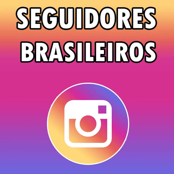 Seguidores brasileiros e engajamento Instagram