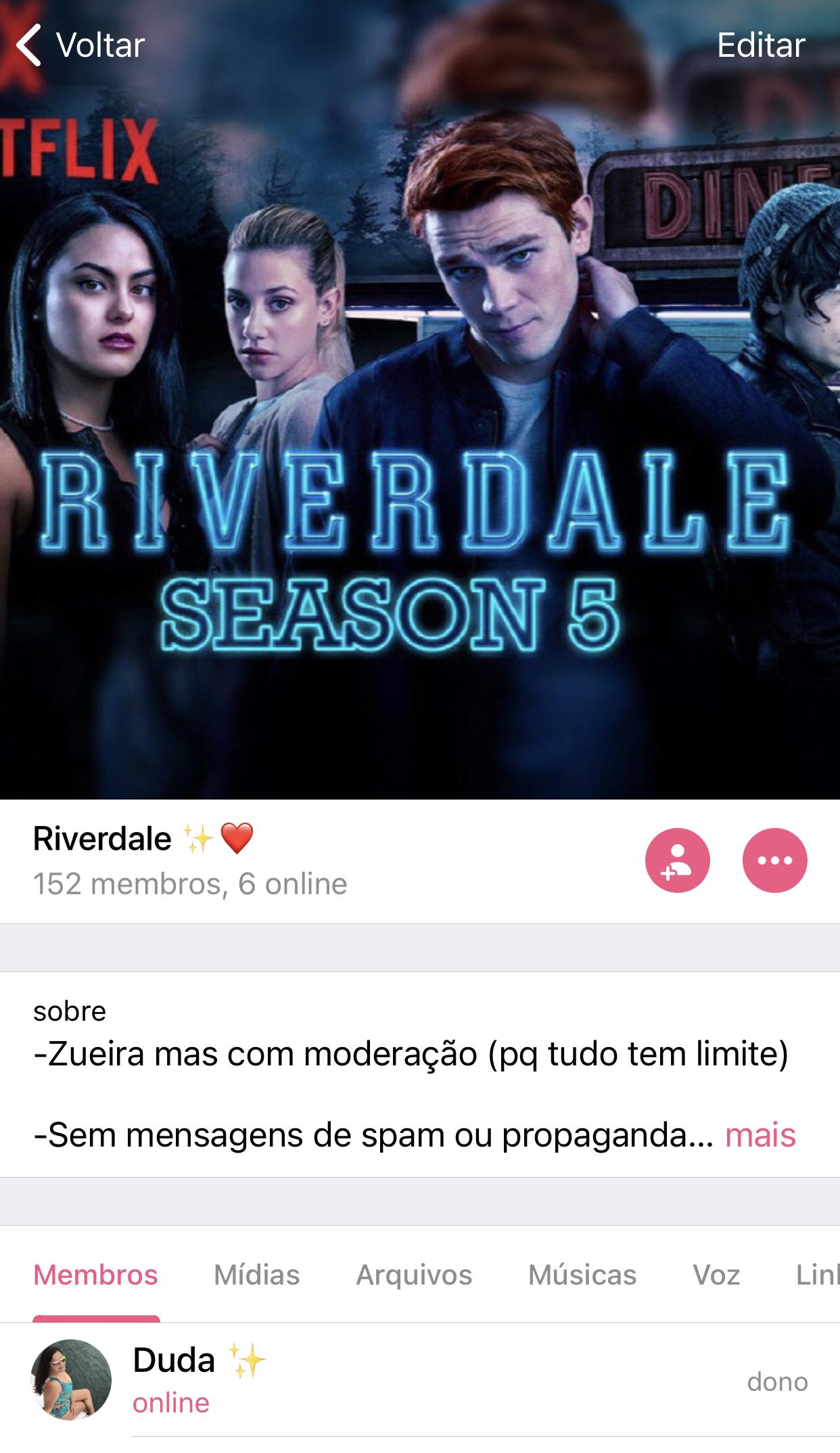 Riverdale ✨❤️